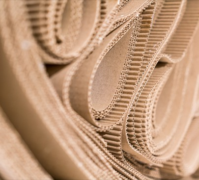 Corrugated Industrial Paper