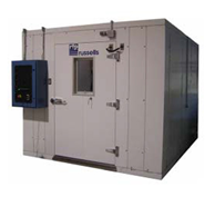 Walk-In/Drive-In Environmental Chambers Modular Construction